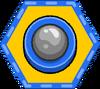 Shuffleboard Pucks-badge