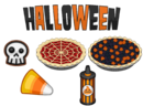 Halloween Ingredients - Bakeria