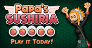 Papa's Sushhiria Card on FaceBook