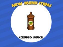 Calypso sauce unlocked
