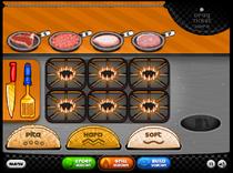 Papa's Taco Mia! - Grill Station