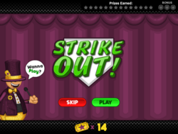Title Card - Strike Out