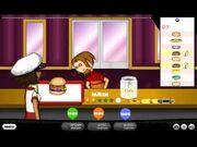 Papa's Burgeria (iPad)