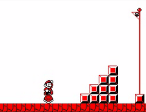 Flipnote Hatena Mario Shows Off! YouTube