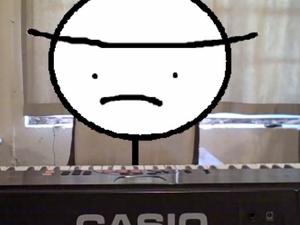 Flipnote Hatena Can Anthony Capodieci Sheldon & Mr. Randoms Play the Piano