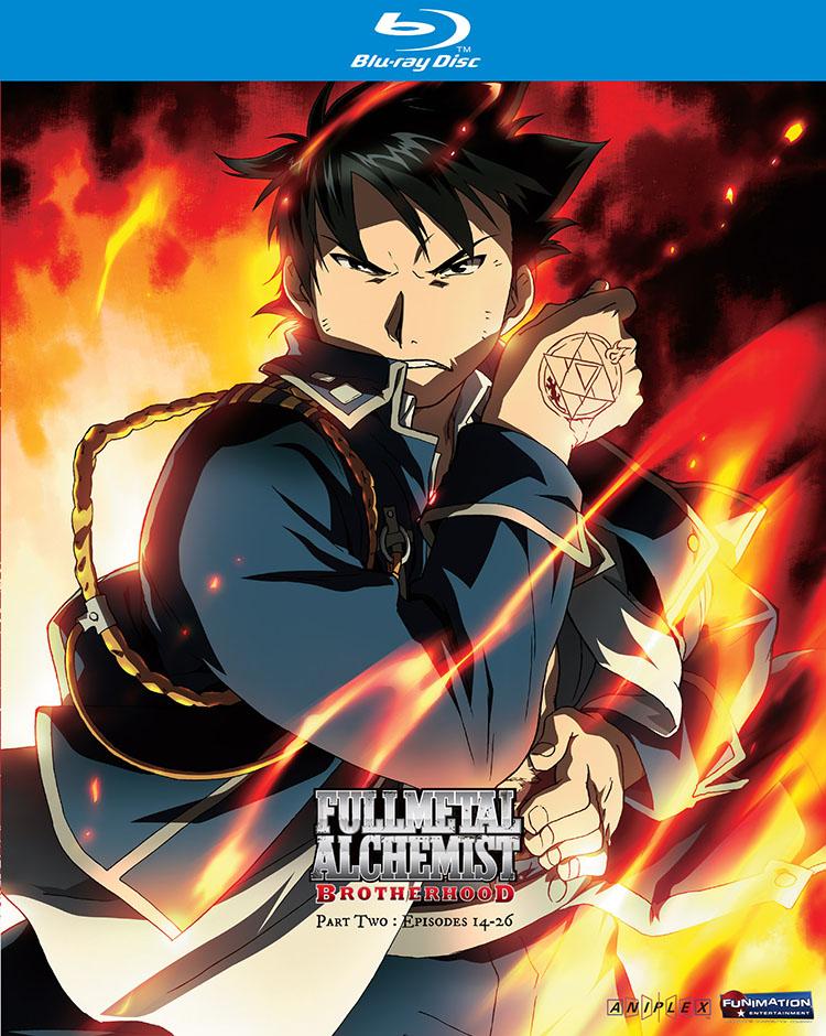 Fullmetal Alchemie Brotherhood