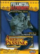 A Hero's Passing Alphonse Elric