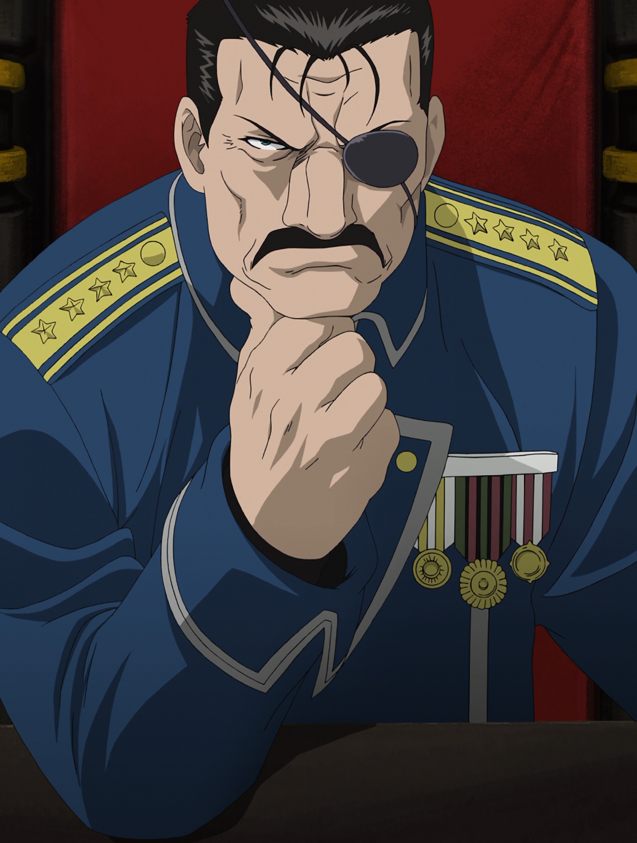 King Bradley | Full Metal Alchemist | Fandom powered by Wikia