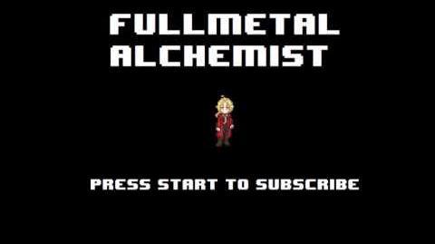 Fullmetal Alchemist Brotherhood Opening 3 - Golden Time Lover 8-bit NES Remix