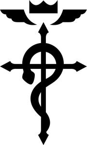 370px-Flamel's cross