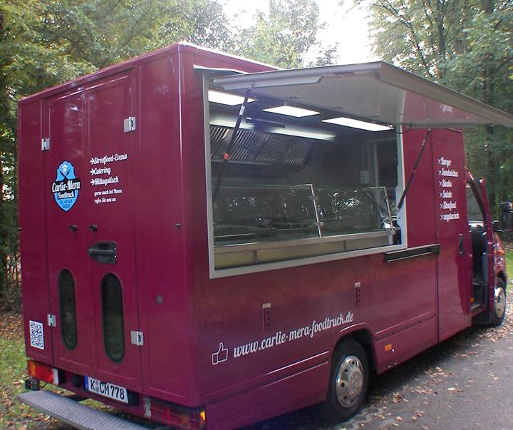 carlie mera food truck wikia fandom powered by wikia. Black Bedroom Furniture Sets. Home Design Ideas