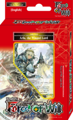 Arla, the Winged Lord deck
