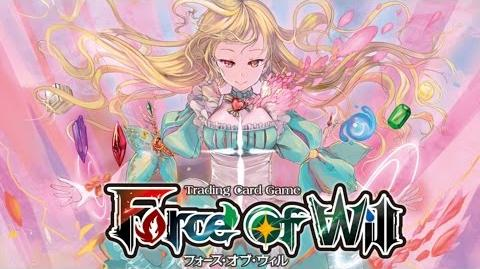 Force of Will - The Moonlit Savior Trailer (English)