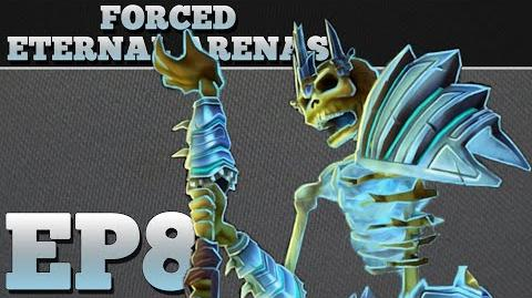 Let's Play Forced Eternal Arenas Gameplay Ep. 8 - Mordar - Forced Showdown Gameplay