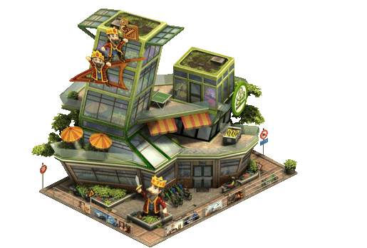 Forge Of Empires Production Buildings Efficiency