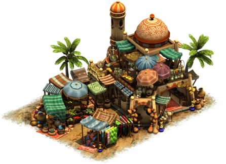 Forge of empires military units