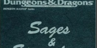 Sages and Specialists