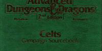 Celts Campaign Sourcebook