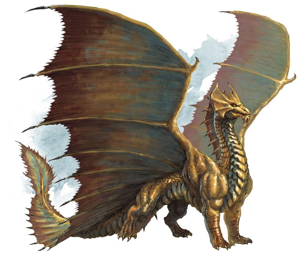 Brass dragon | Forgotten Realms Wiki | Fandom powered by Wikia
