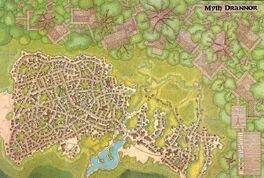 Myth drannor
