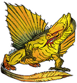 Monstrous Manual 2e - Brass Dragon - p75.png