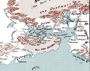 Shining Lands - Atlas