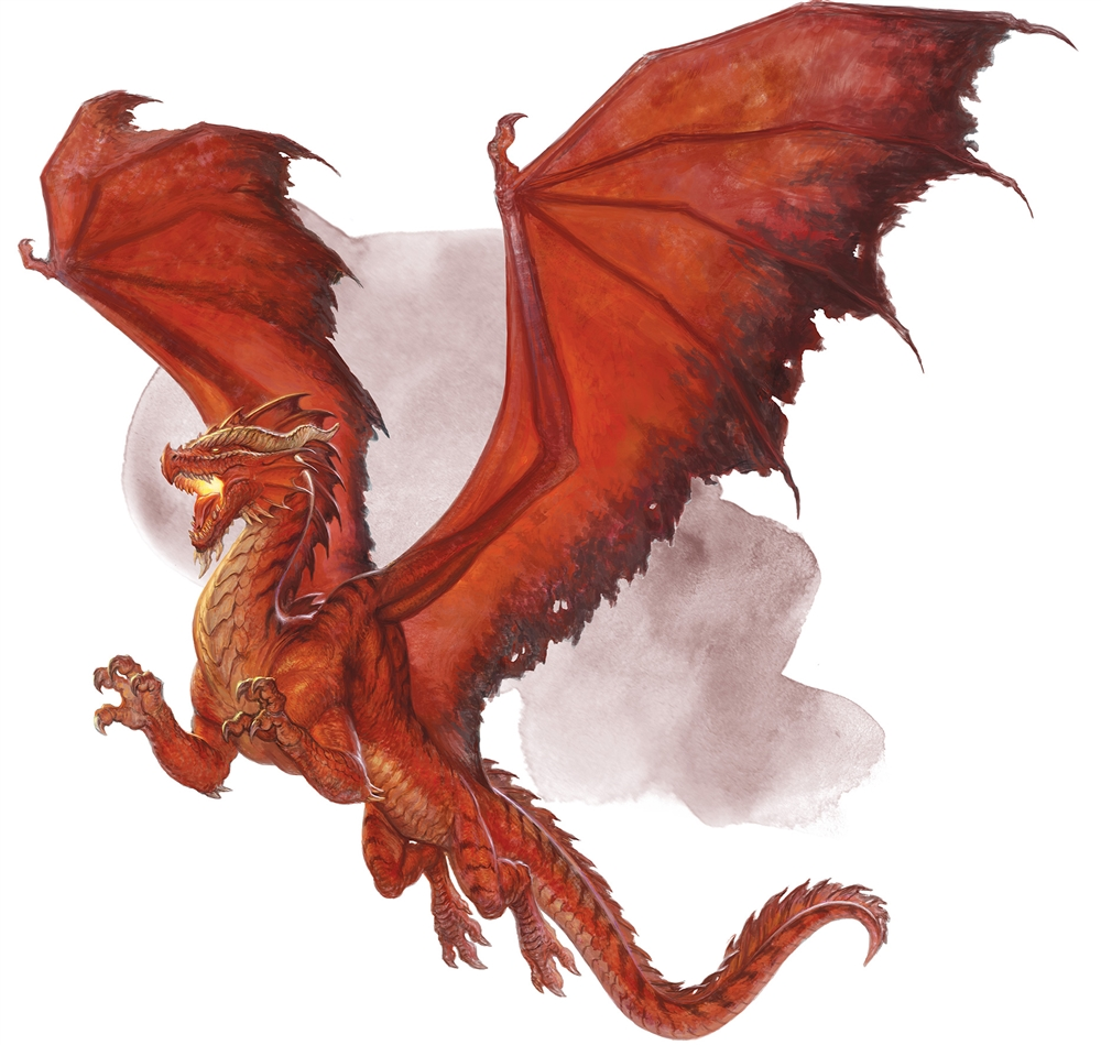 Red Fire Dragon: FANDOM Powered By Wikia