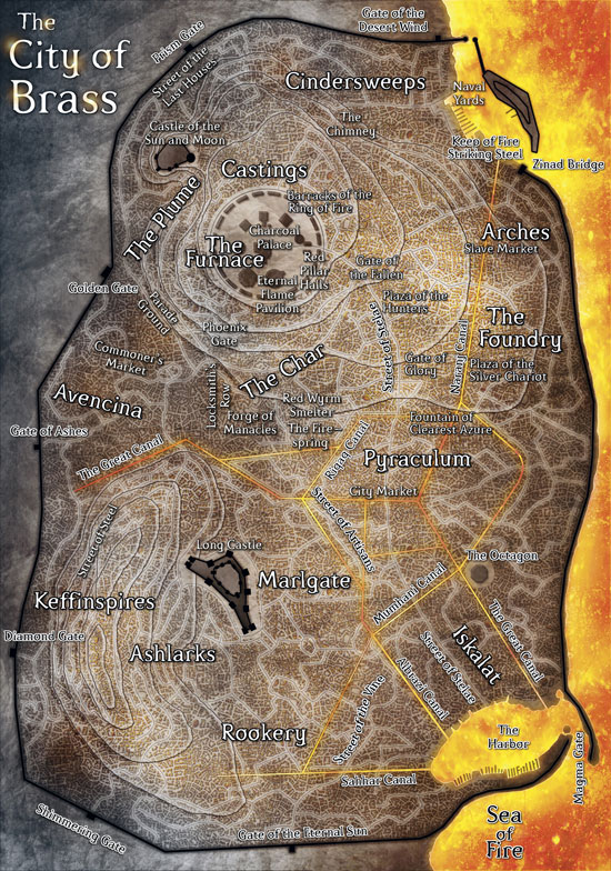 City of Brass | Forgotten Realms Wiki | Fandom powered by Wikia