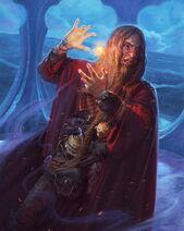 Players Handbook 5e - Sorcerer Fireball - Kieran Yanner - p241