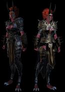 Neverwinter MMO - Creature - Erinyes 1-2