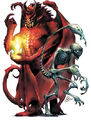 Monster Manual 35 - Pit fiend, Bone devil - p57 - Sam wood.jpg