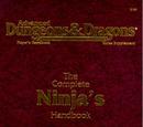 The Complete Ninja's Handbook