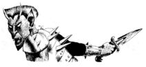 Monster Manual 2 1e - Cambion - p37