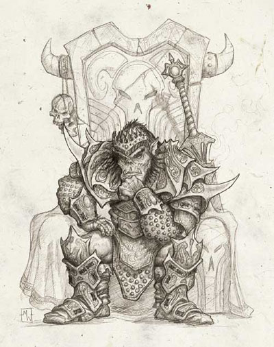 Orc high king