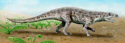 Venaticosuchus BW