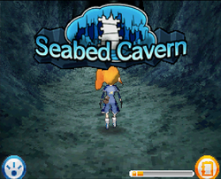 Seabed Cavern