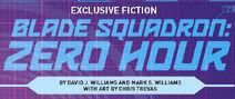 Blade Squadron Zero Hour