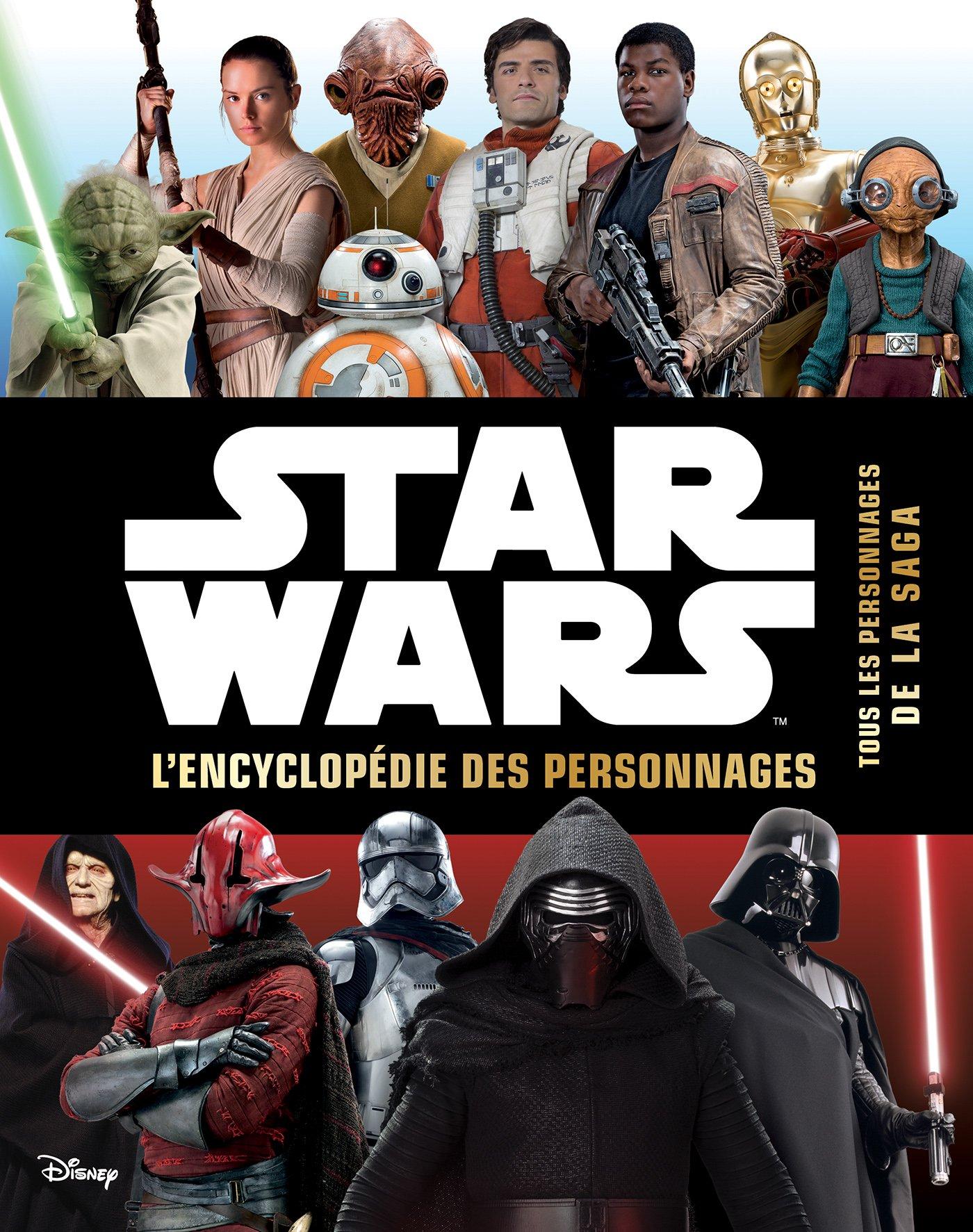 Star wars l 39 encyclop die des personnages star wars wiki fandom powered by wikia - Personnage star wars 6 ...