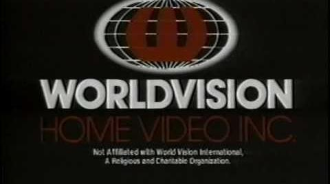 Worldvision Home Video Logo