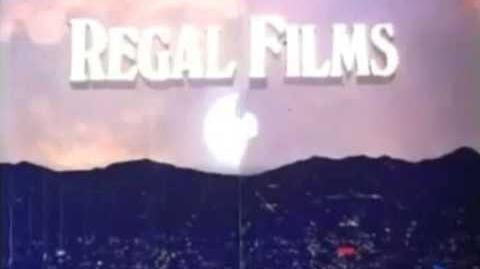 Regal Films (The First ''R Of Doom'' Logo, 1985)