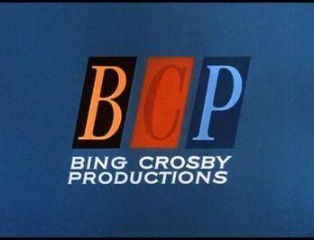 Bing Crosby Productions logo