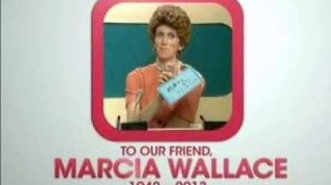 GSN's Short Tribute to Marcia Wallace