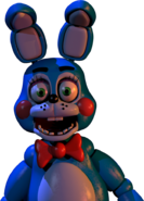 FNAF2 Toy Bonnie Slide