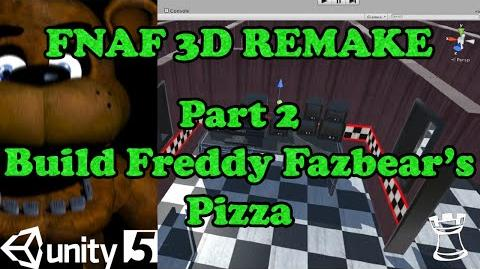 how to make a fnaf game in unity