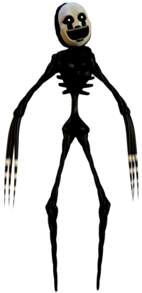 Nightmarionne five nights at freddy s wiki wikia