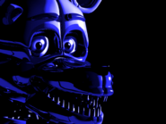 FNAFSL Funtime Foxy Main Menu