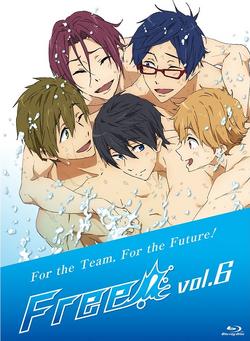 Free! Vol.6 Blu-ray