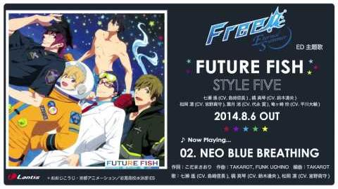 TVアニメ『Free!-Eternal Summer-』ED主題歌,CW 試聴動画