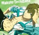 Free! Eternal Summer Character Song Vol.2 Makoto Tachibana