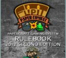 Flipit Paper Combat